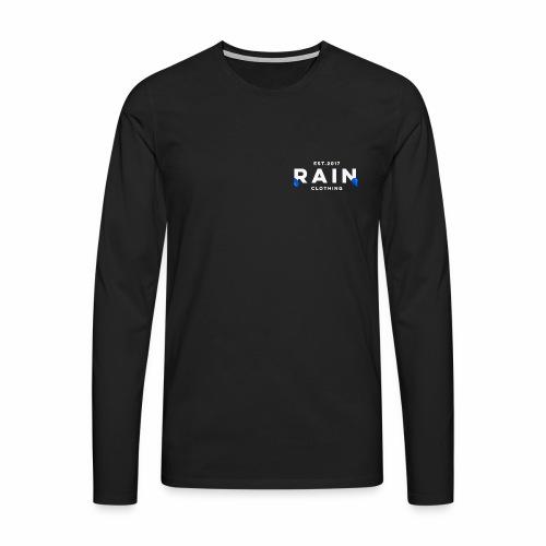 Rain Clothing - Long Sleeve Top - DONT ORDER WHITE - Men's Premium Longsleeve Shirt