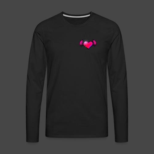 Logo only - Men's Premium Longsleeve Shirt