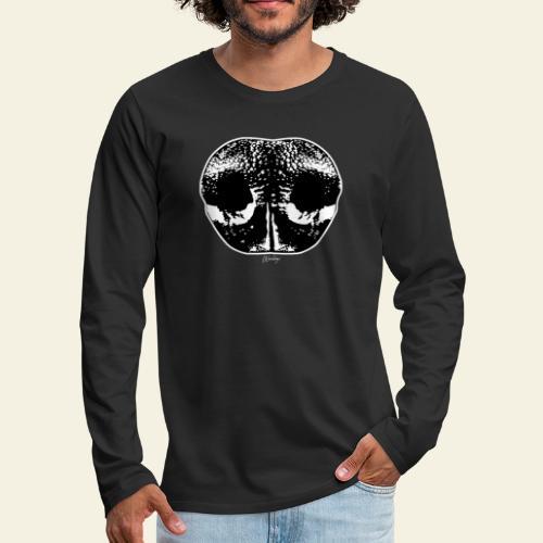 Sniff I - Miesten premium pitkähihainen t-paita