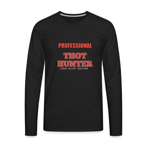 THOTHUNTER - Men's Premium Longsleeve Shirt