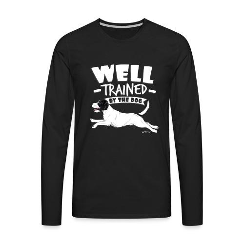 parsonwell3 - Men's Premium Longsleeve Shirt