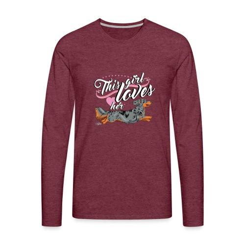 pitkisgirl - Men's Premium Longsleeve Shirt
