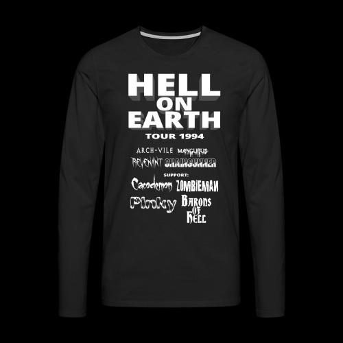 HELL ON EARTH TOUR 1994 - Men's Premium Longsleeve Shirt