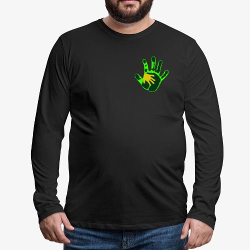 Bébé Signe - T-shirt manches longues Premium Homme