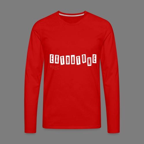 ERFINAL - Mannen Premium shirt met lange mouwen