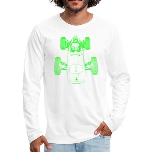 Formula Racing - Men's Premium Longsleeve Shirt