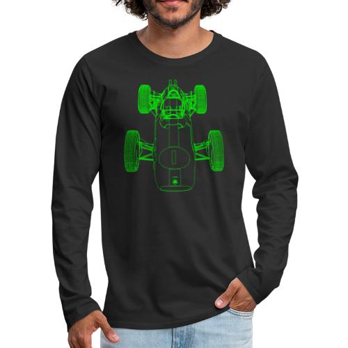 Formula Racing - Men's Premium Longsleeve Shirt
