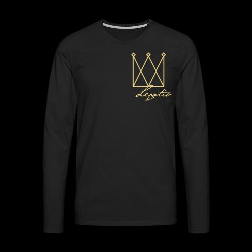 Legatio Script - Men's Premium Longsleeve Shirt