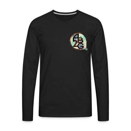 AB2G - T-shirt manches longues Premium Homme