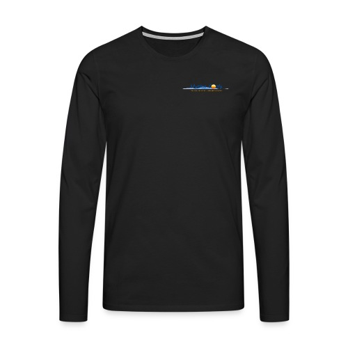Mythos Corfu Griechenland - Männer Premium Langarmshirt