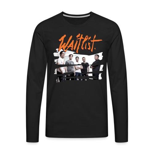Waitlist T-Shirt 1 - Men's Premium Longsleeve Shirt