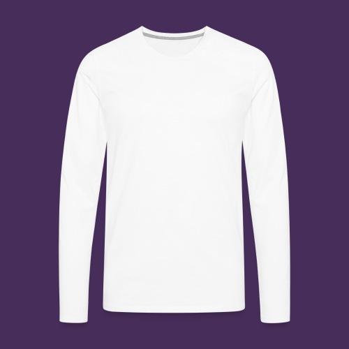 Modello 57 png - Men's Premium Longsleeve Shirt