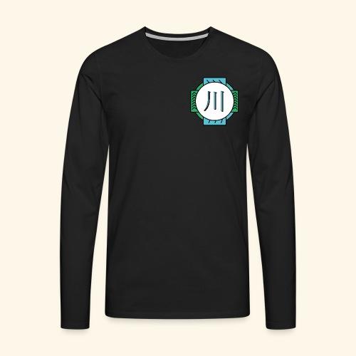 RIVER - T-shirt manches longues Premium Homme