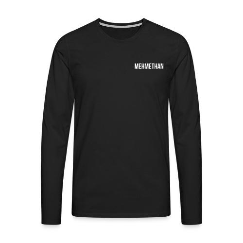 Mehmethan - Mannen Premium shirt met lange mouwen