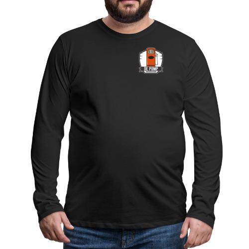 Nieuw Logo Design - Mannen Premium shirt met lange mouwen