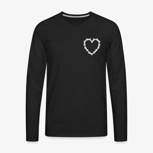 bike love - Men's Premium Longsleeve Shirt
