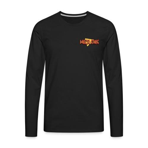 DoritoGang1 - Herre premium T-shirt med lange ærmer