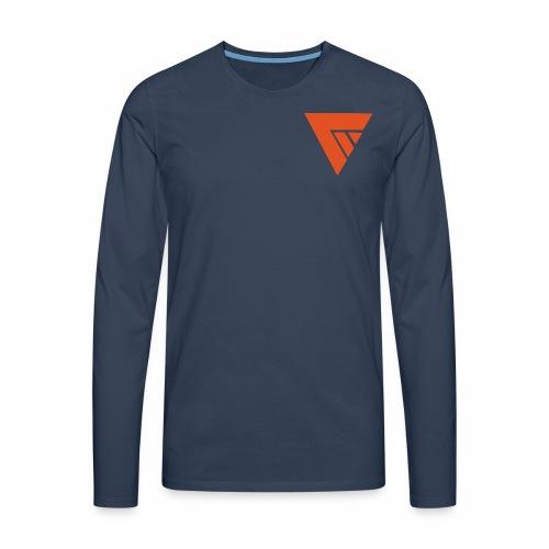 Logo Team Mutation - T-shirt manches longues Premium Homme