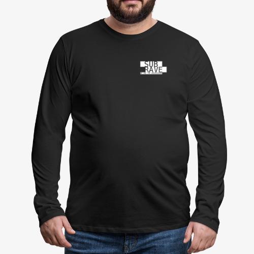 SUBRAVE Logo - Männer Premium Langarmshirt
