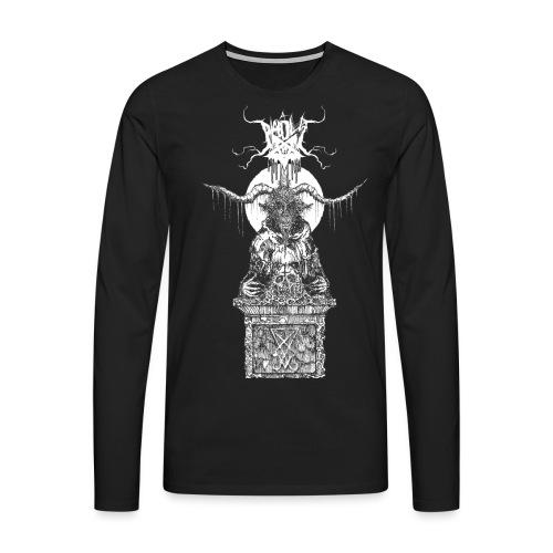 A Diaboli Selftitled - Premium langermet T-skjorte for menn