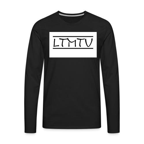 LTMtv Merch - Männer Premium Langarmshirt