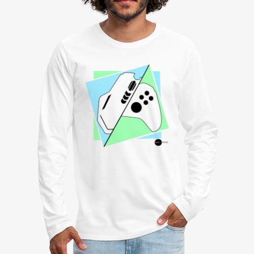 Gamers Unite - Men's Premium Longsleeve Shirt