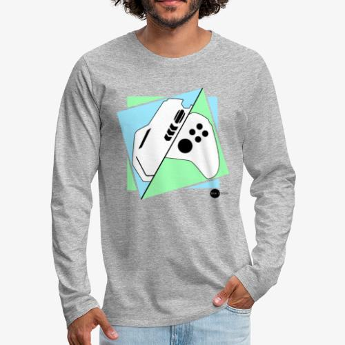 Gamers Unite - Men's Premium Longsleeve Shirt