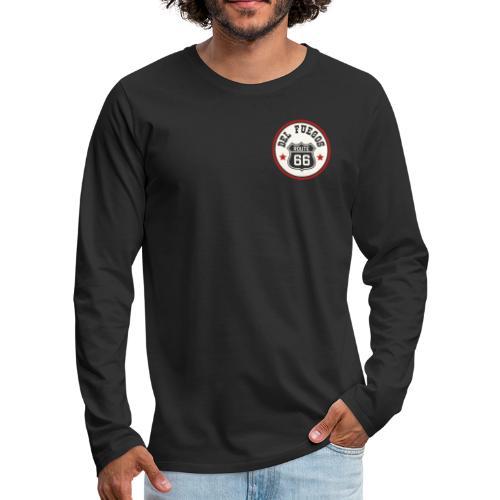 Del Fuegos Streetwear - Männer Premium Langarmshirt