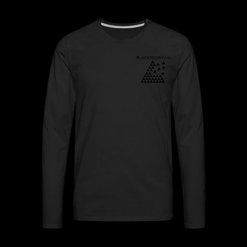 Black Mountain - T-shirt manches longues Premium Homme