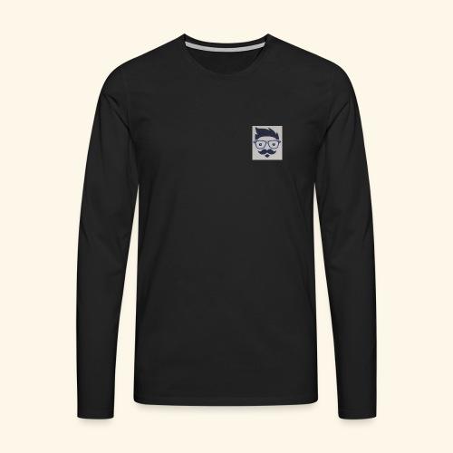 Mr.SneaX - Männer Premium Langarmshirt