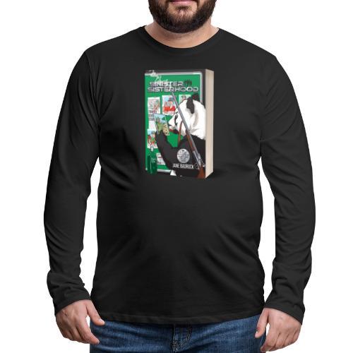 Sinister Sisterhood Cover - Men's Premium Longsleeve Shirt