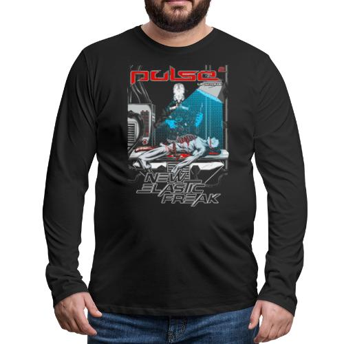 Pulse - New Elastic Freak - Shirt - Männer Premium Langarmshirt