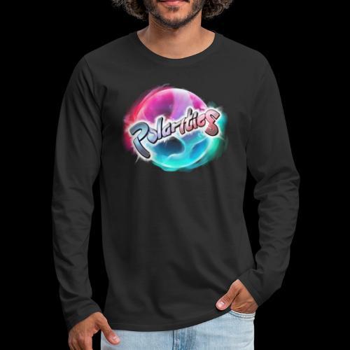 Polarities Logo - Men's Premium Longsleeve Shirt