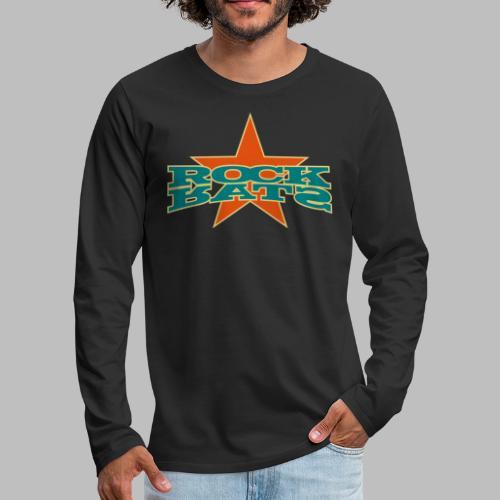 Rock Star - Männer Premium Langarmshirt