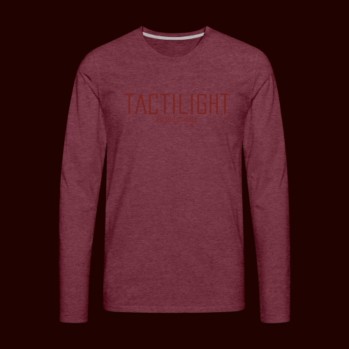 TACTILIGHT - Men's Premium Longsleeve Shirt