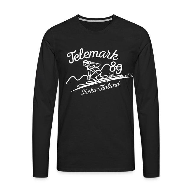 Telemark ´89 logopainatus