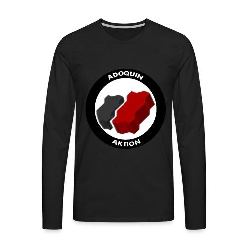 Adoquin Aktion - Camiseta de manga larga premium hombre