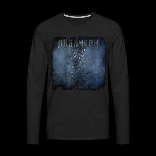 animaelegy_shirt - Men's Premium Longsleeve Shirt