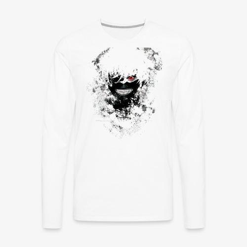 Kaneki Eye Patch - Men's Premium Longsleeve Shirt