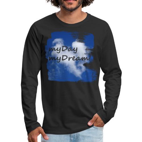 myDay myDream - Männer Premium Langarmshirt