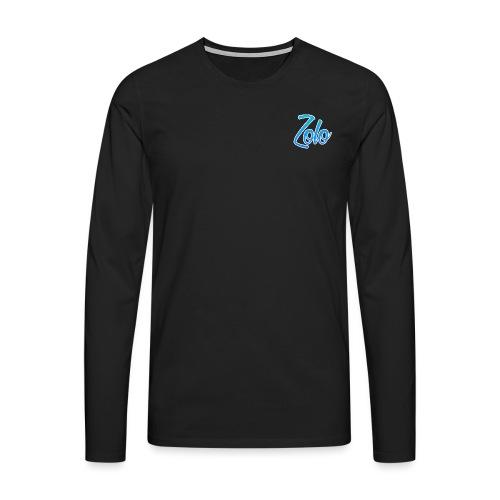maxzolo png - Men's Premium Longsleeve Shirt