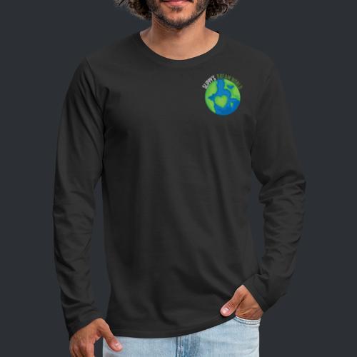 Slippy's Dream World Small - Men's Premium Longsleeve Shirt