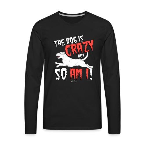 parsoncrazy4 - Men's Premium Longsleeve Shirt