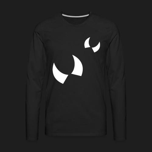 BEETROOTS MASK - Maglietta Premium a manica lunga da uomo