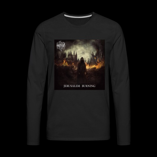 Jerusalem Burning - Men's Premium Longsleeve Shirt