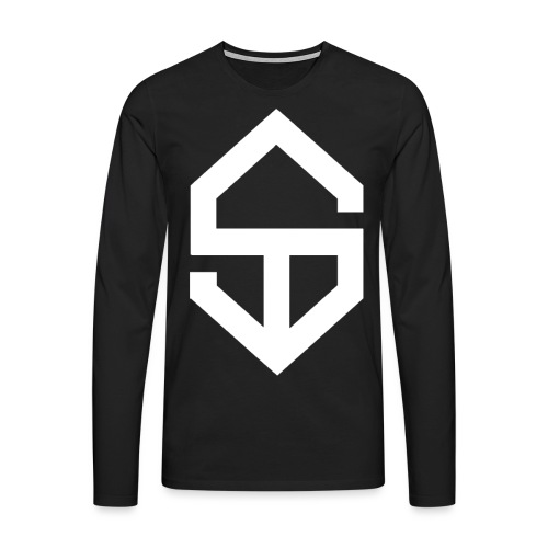 teamskills clothing - Maglietta Premium a manica lunga da uomo
