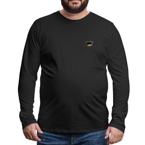 LK LOGO - Men's Premium Longsleeve Shirt