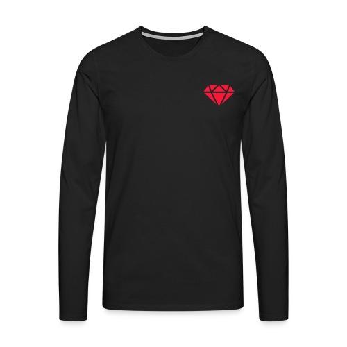 Logomakr_29f0r5 - Men's Premium Longsleeve Shirt