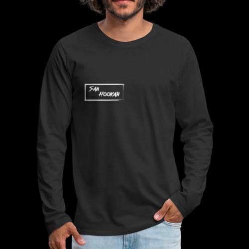 Design 2 - Männer Premium Langarmshirt
