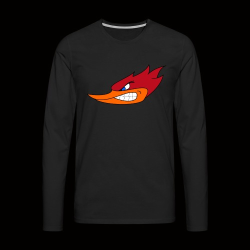 logo - Männer Premium Langarmshirt